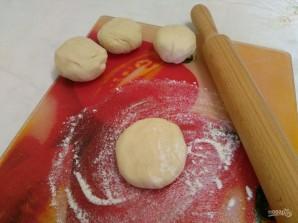 Болгарский пирог с творожной начинкой  - фото шаг 5