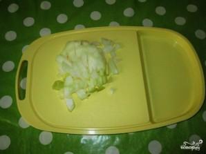 Борщ с консервированной фасолью - фото шаг 4