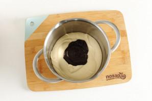 Кекс с шоколадной пастой - фото шаг 7