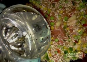 Курица с гавайской смесью в мультиварке - фото шаг 4