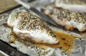 Салат с куриными грудками - фото шаг 3