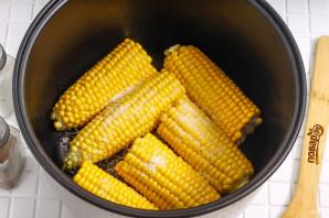 Кукуруза в сливочном соусе - фото шаг 3