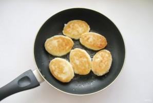 Ванильные сырники - фото шаг 8
