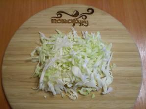 Вегетарианские щи - фото шаг 5