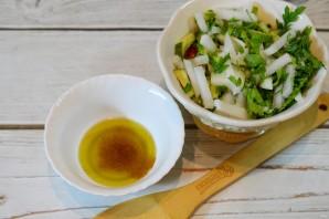 Андалузский салат - фото шаг 3