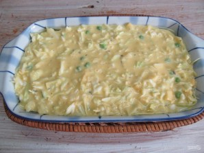 Легкий пирог из капусты  - фото шаг 6