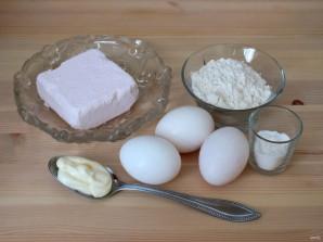 Бисквит из киселя - фото шаг 1