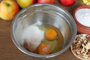Мамин яблочный пирог - фото шаг 2