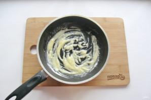 Белый соус - фото шаг 4