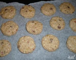 Овсяно-яблочное печенье - фото шаг 5