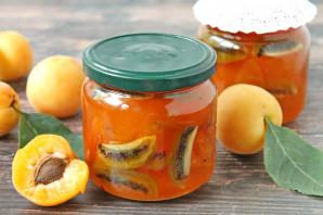 Варенье из абрикосов и киви - фото шаг 10
