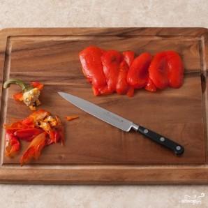 Овощной мильфей - фото шаг 4
