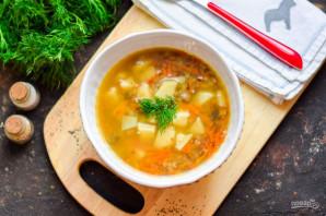 Диетический картофельный суп - фото шаг 9