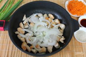 Куриная грудка с корейской морковью - фото шаг 3