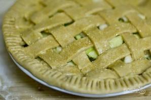Грушево-яблочный пирог - фото шаг 6