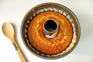 Нежный кекс на кефире - фото шаг 8