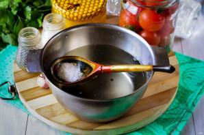 Помидоры с медом на зиму - фото шаг 5