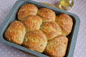 Дрожжевые сырные булочки - фото шаг 9