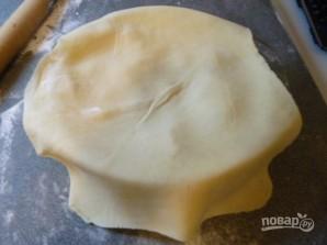 Греческий лук с мягким сыром - фото шаг 12