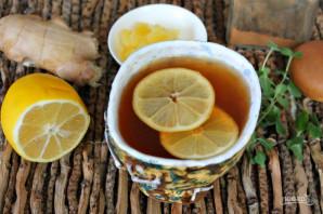 Чай с имбирем и корицей для похудения - фото шаг 6