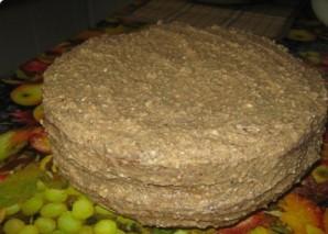 """Торт """"Штирлиц"""" - фото шаг 10"""