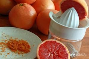 Маффины с грейпфрутом - фото шаг 1