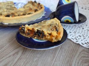 Пирог с черносливом и сметаной - фото шаг 13