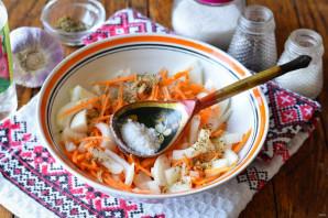 Закуска из лука и моркови - фото шаг 4