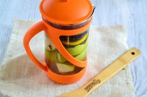 Бодрящий зеленый чай - фото шаг 4