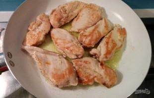 Курица с инжиром - фото шаг 4