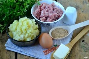 Картофельная запеканка классическая - фото шаг 1