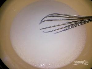 Блины с дырочками на молоке - фото шаг 5
