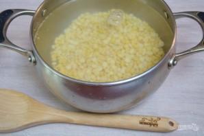 Гороховый суп с копченостями - фото шаг 2
