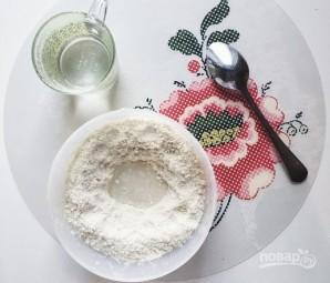 Пирог с клубникой в мультиварке - фото шаг 3