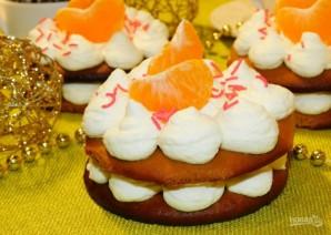 Медовые пирожные - фото шаг 8