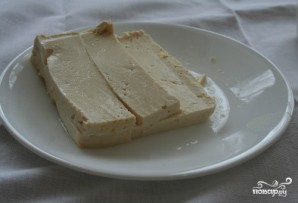 Жареный сыр тофу - фото шаг 1