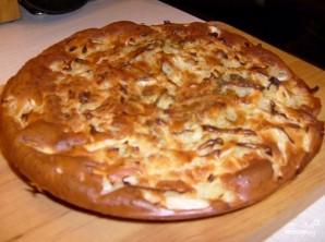 Заливной капустный пирог на кефире - фото шаг 4