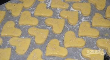 Печенье с плавленым сыром - фото шаг 5