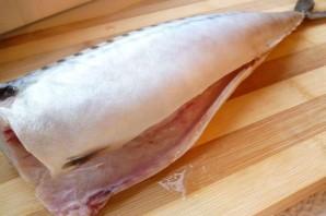 Копченая рыба в домашних условиях - фото шаг 1