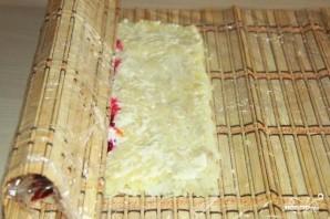 Картофельные роллы - фото шаг 9