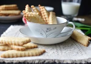 Шотландское песочное печенье - фото шаг 5
