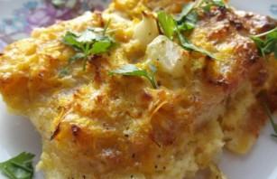 Пангасиус с сыром в духовке - фото шаг 6