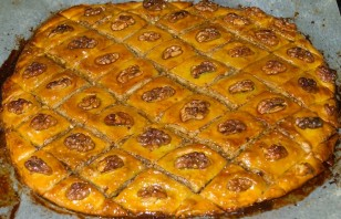 Пахлава азербайджанская - фото шаг 6