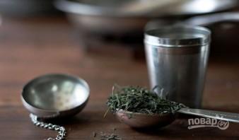 Монгольский чай - фото шаг 1