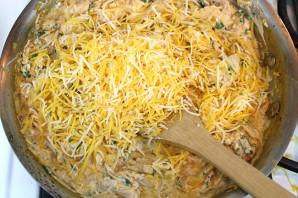 Курица с сыром и сметаной - фото шаг 5