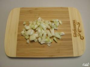 Суп с фрикадельками и рисом - фото шаг 2