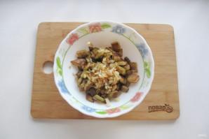 Баклажаны как грибы с майонезом - фото шаг 7