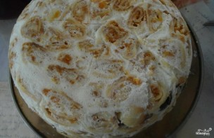 Торт с курагой - фото шаг 16