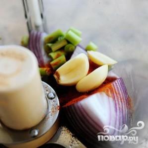 Утка карри по-тайски - фото шаг 5