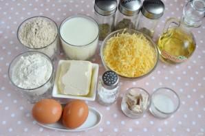 Дрожжевые сырные булочки - фото шаг 1